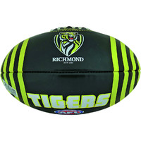 Richmond Tigers Size 2 PVC Football