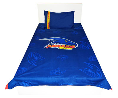 Adelaide Crows Double Doona Cover