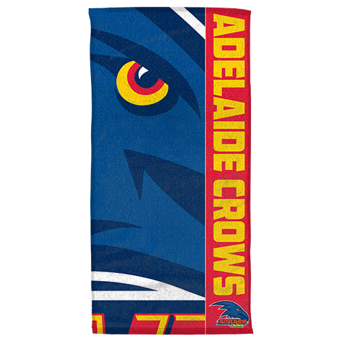 Adelaide Crows Beach Towel