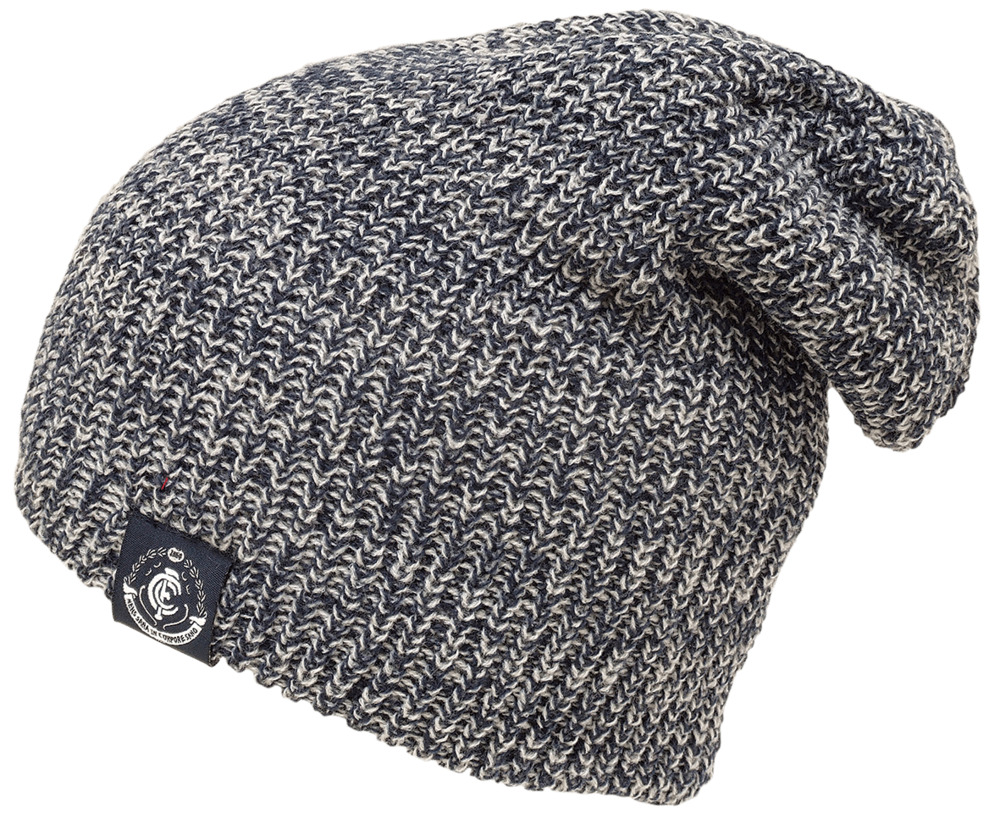 Carlton Blues Slouch Beanie