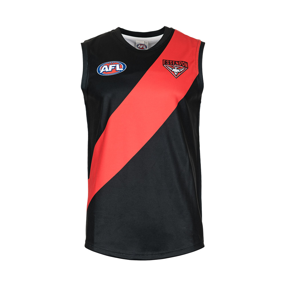 Essendon Bombers Adults Guernsey Size:S