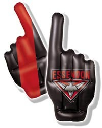 Essendon Bombers Inflatable Hand
