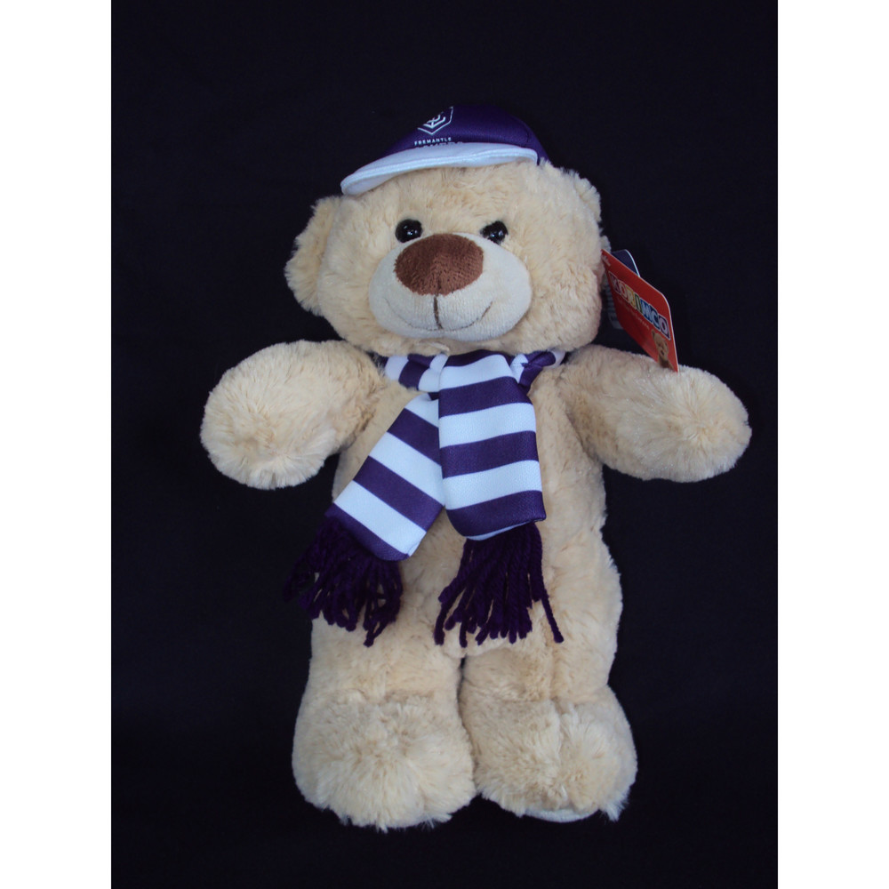 "Fremantle Dockers ""Benny"" Supporter Bear"