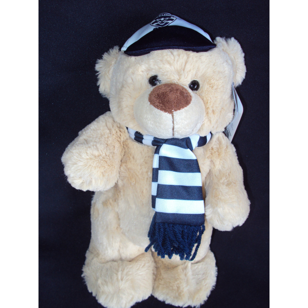 "Geelong Cats ""Benny"" Supporter Bear"