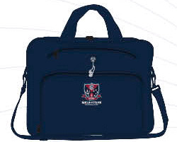 Melbourne Demons Laptop Satchel