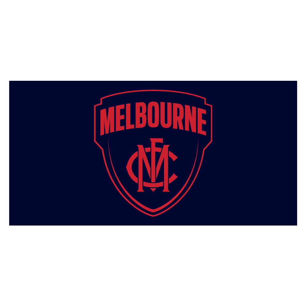 Melbourne Demons Flag Pole Flag