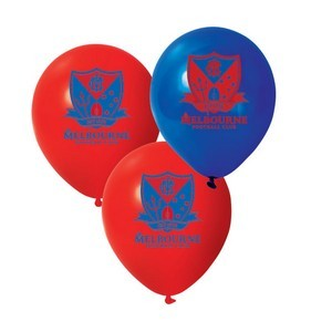 Melbourne Demons Printed Balloons
