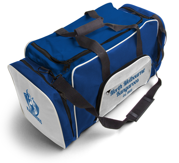 North Melbourne Kangaroos Sports Bag