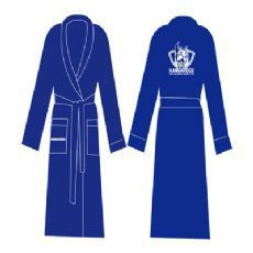 North Melbourne Kangaroos Adults Premium Quality Dressing Gown