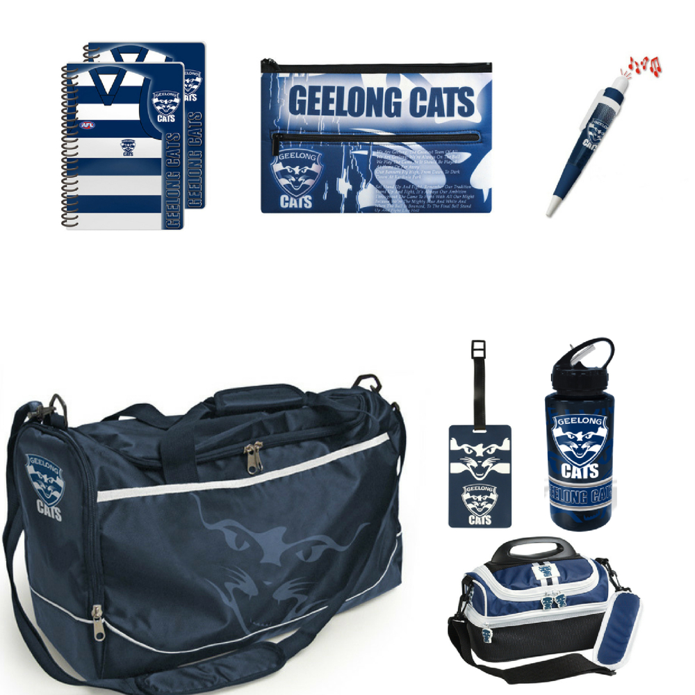 home decor stores geelong geelong cats afl back to school kit 11174