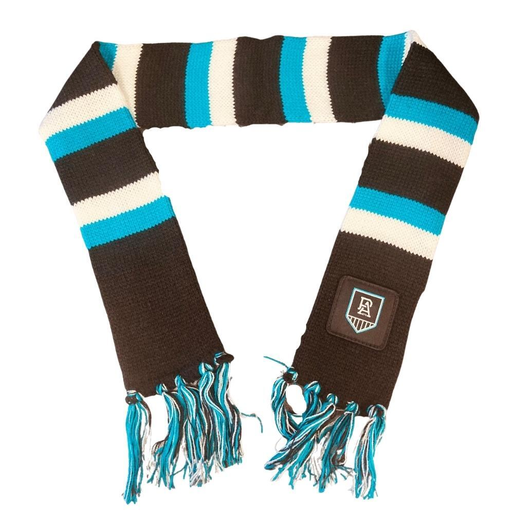 Port Adelaide Power Baby Bar Scarf