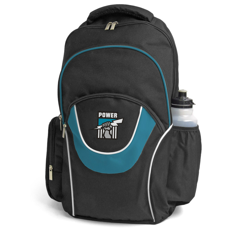 Port Adelaide Power Fusion Backpack