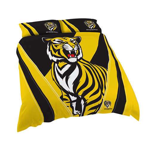 Richmond Tigers Double Doona Cover