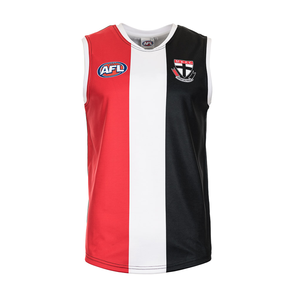 St Kilda Saints Adults Guernsey Size:S