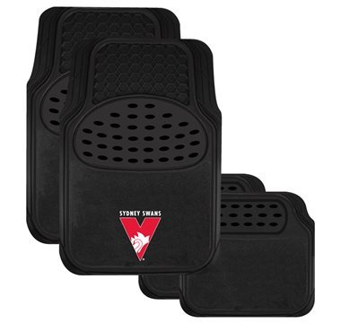 Sydney Swans Car Floor Mats