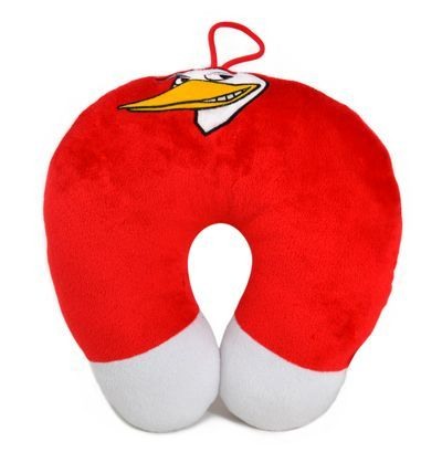 Sydney Swans Mascot Travel Cushion
