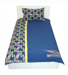 West Coast Eagles Queen Doona Cover