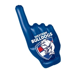 Western Bulldogs Inflatable Hand