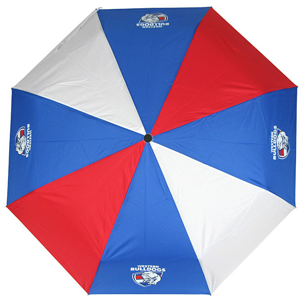 Western Bulldogs Compact Umbrella