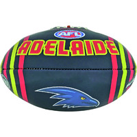 Adelaide Crows Size 2 PVC Football