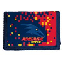 Adelaide Crows Velcro Wallet