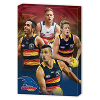 Adelaide Crows Player Canvas