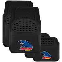 Adelaide Crows Car Floor Mats