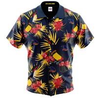 Image of Adelaide Crows Adults Hawaiian Shirt