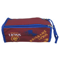 Brisbane Lions Wet Pack Toiletry Bag