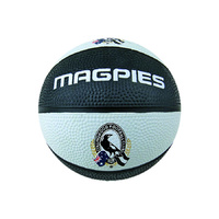 Collingwood Magpies AFL Mini Basketball