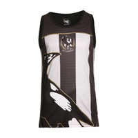 Collingwood Magpies Youths Training Singlet
