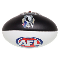 Collingwood Magpies Small 20cm PVC Football