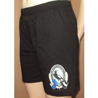 Collingwood Magpies Youths Sleep Shorts