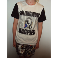 Collingwood Magpies Kids Summer Pyjama Set