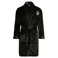 Collingwood Magpies Adults Bath Robe