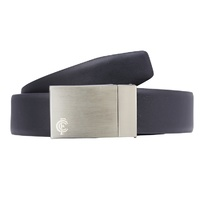 Carlton Blues Leather Belt