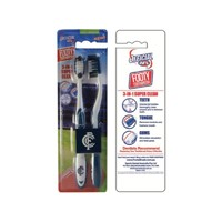 Carlton Blues Toothbrush Twin Pack