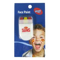 Gold Coast Suns Face Paint Stick
