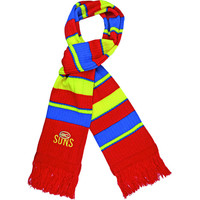 Gold Coast Suns Oxford Scarf