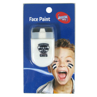 Geelong Cats Face Paint Stick