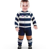 Geelong Cats Infants Original Footysuit