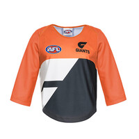 GWS Giants Infant Guernsey Size 0-3