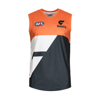 GWS Giants Adults Guernsey Sizes S to 3XL