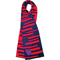Melbourne Demons Key Stripe Scarf