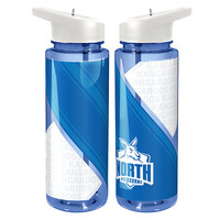 North Melbourne Kangaroos Tritan Sports Drink Bottle