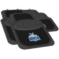 North Melbourne Kangaroos Car Floor Mats