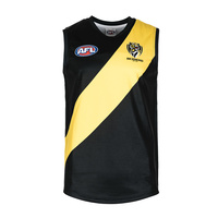 Richmond Tigers Kids Guernsey Size 4-14