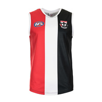 St Kilda Saints Adults Guernsey Sizes S to 3XL