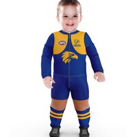West Coast Eagles Infants Original Footysuit