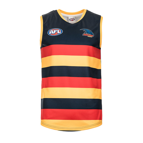 Adelaide Crows Kids Guernsey Size 4